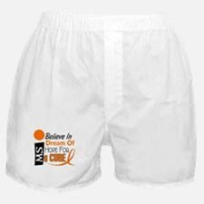 BELIEVE DREAM HOPE MS Boxer Shorts