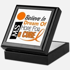 BELIEVE DREAM HOPE MS Keepsake Box