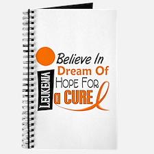 BELIEVE DREAM HOPE Leukemia Journal