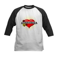 Labrador Retriever Heart Tee