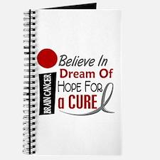 BELIEVE DREAM HOPE Brain Cancer Journal