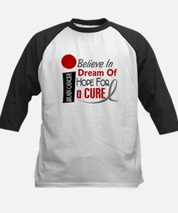 BELIEVE DREAM HOPE Brain Cancer Kids Baseball Jers