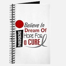 BELIEVE DREAM HOPE Parkinson's Journal