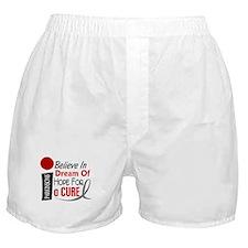 BELIEVE DREAM HOPE Parkinson's Boxer Shorts