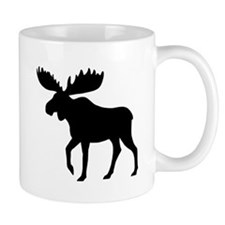 Moose Small Mugs