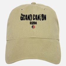 Grand Canyon Grunge Baseball Baseball Cap
