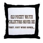 Wind Down1 Throw Pillow
