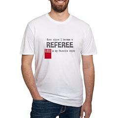 Red Card Shirt