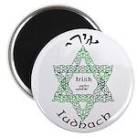 Irish Jew (Hebrew) Magnet