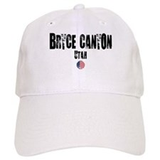 Bryce Canyon Grunge Baseball Cap