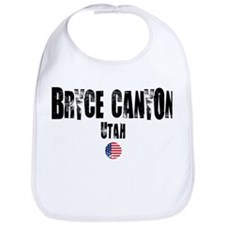Bryce Canyon Grunge Bib