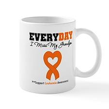 Leukemia MissMyGrandpa Mug
