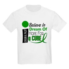 BELIEVE DREAM HOPE Cerebral Palsy T-Shirt