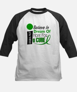 BELIEVE DREAM HOPE Cerebral Palsy Kids Baseball Je