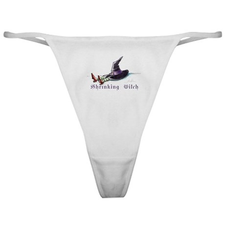 Shrinking Witch Classic Thong