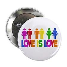 "Love is Love 2.25"" Button"