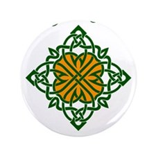 "So Irish I'll Be Tied in Knot 3.5"" Button (100 pac"