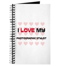 I Love My Photographic Stylist Journal