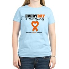Leukemia MissMyDaddy T-Shirt