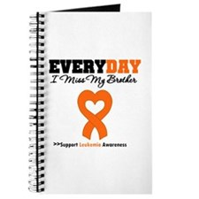 Leukemia MissMyBrother Journal