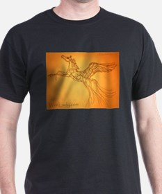 Golden Pegasus T-Shirt