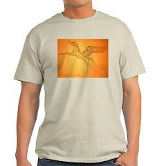 Golden Pegasus T-Shirt