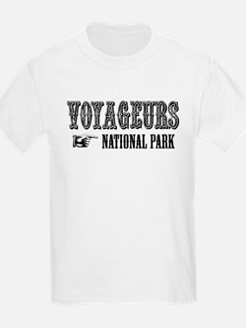 Voyageurs Western Flair T-Shirt