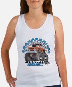 BroncoHolics Unite!!! - Early Women's Tank Top