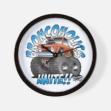 BroncoHolics Unite!!! - Early Wall Clock