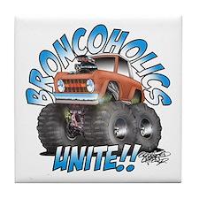 BroncoHolics Unite!!! - Early Tile Coaster