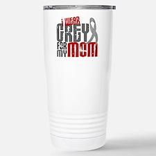 I Wear Grey For My Mom 6 Travel Mug