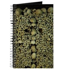 Paris Catacombs Journal
