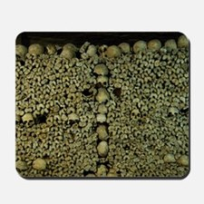 Paris Catacombs Mousepad