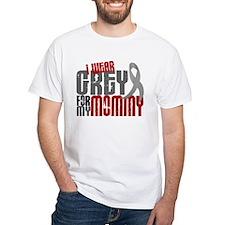 I Wear Grey For My Mommy 6 Shirt