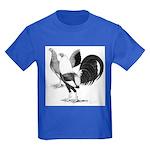 American Game Fowl Kids Dark T-Shirt
