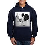 American Game Fowl Hoodie (dark)