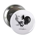 """American Game Fowl 2.25"""" Button (10 pack)"""