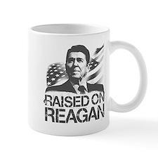 Raised on Reagan Mug