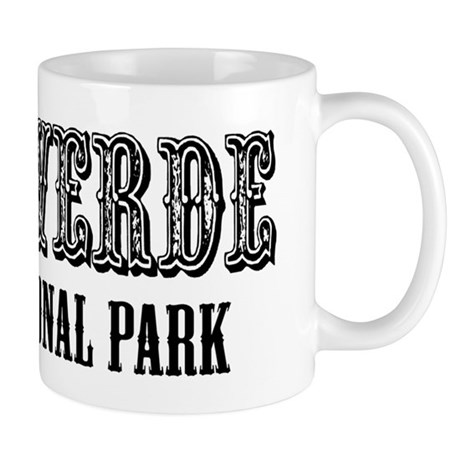 Mesa Verde Western Flair Mug