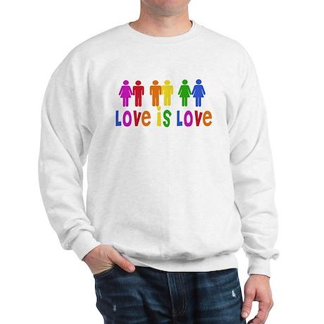 Love is Love Sweatshirt