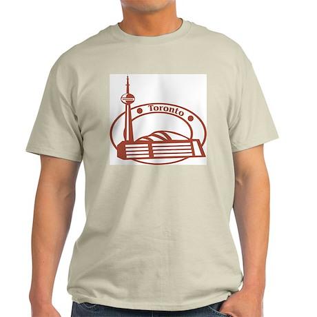 Toronto Ash Grey T-Shirt