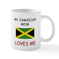 My Jamaican Mom Loves Me Mug