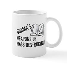 Obama's Mass Destruction Mug