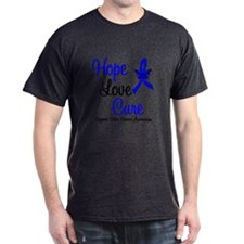 ColonCancer HopeLoveCure T-Shirt
