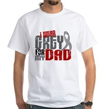 I Wear Grey For My Dad 6 Shirt