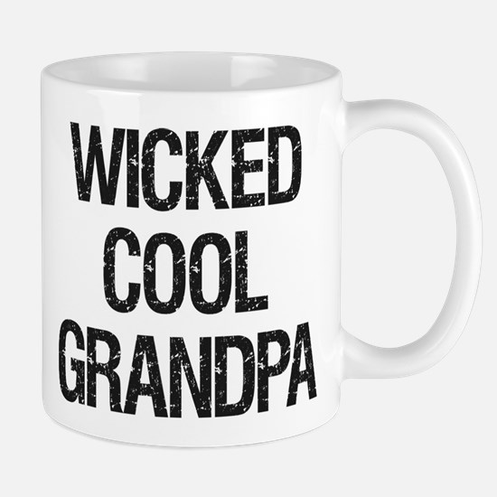 WickedCoolGrandpa Mugs