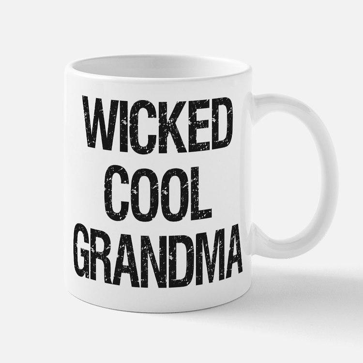 WickedCoolGrandma Mugs