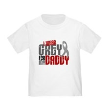 I Wear Grey For My Daddy 6 T