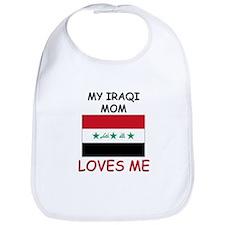 My Israeli Mom Loves Me Bib
