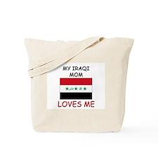 My Israeli Mom Loves Me Tote Bag